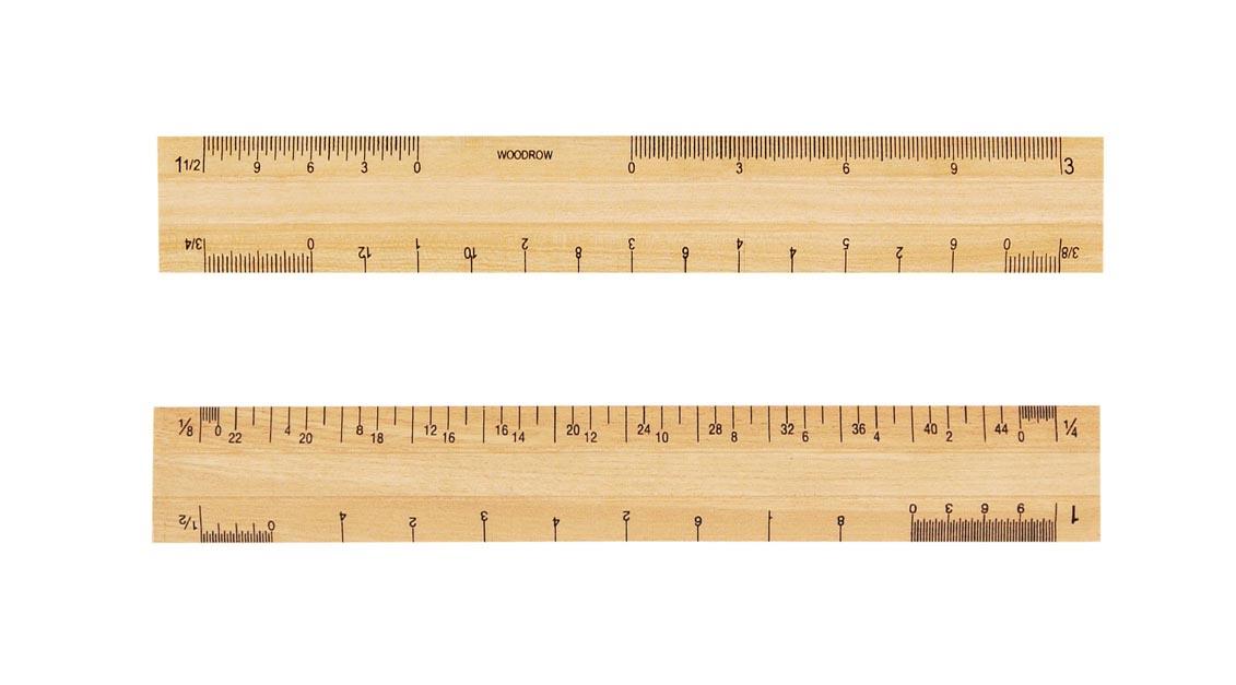 6wa architechtural ruler